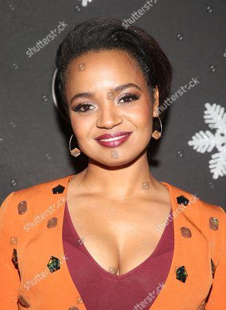 Editorial photo of 'It's a Wonderful Lifetime' Season Celebration, Arrivals at STK, Los Angeles, USA - 22 Oct 2019
