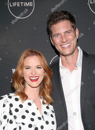 Ryan McPartlin, Sarah Drew