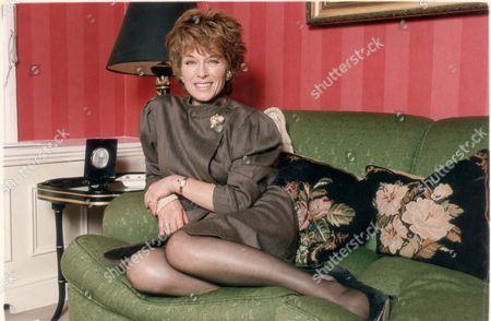 Jill Gascoine - Actress - 1994 Picture Desk ** Pkt 1524 - 100467