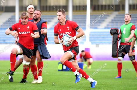 Editorial picture of Wales Rugby Training - 23 Oct 2019