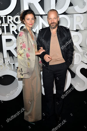 Editorial photo of Nordstrom Store Opening, West 57th Street, New York, USA - 22 Oct 2019