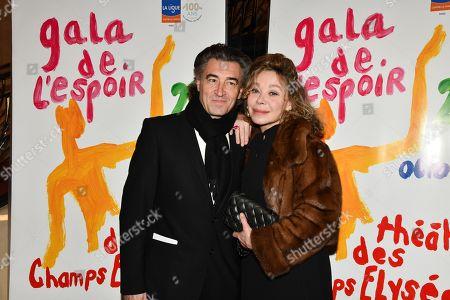 Editorial picture of Gala for Hope de l'Espoir, Theatre des Champs-Elysees, Paris, France - 22 Oct 2019