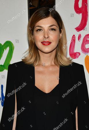 Stock Photo of Eleonore Boccara