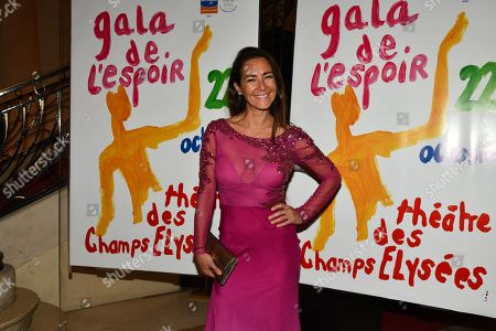 Stock Image of Emmanuelle Boidron