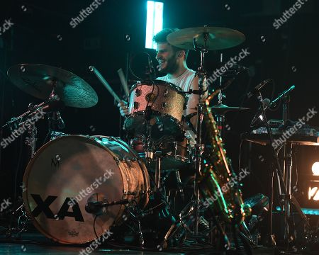 Editorial picture of X Ambassadors in concert at Revolution Live, Fort Lauderdale, USA - 22 Oct 2019