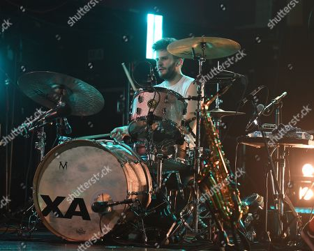 Editorial photo of X Ambassadors in concert at Revolution Live, Fort Lauderdale, USA - 22 Oct 2019