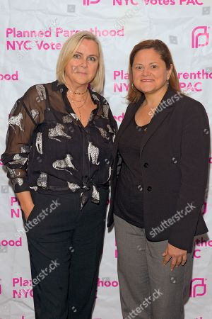 Editorial picture of Planned Parenthood NYC Votes PAC Annual Benefit, New York, USA - 21 Oct 2019
