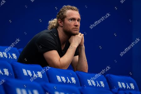 Dmitry Tursunov at the 2019 WTA Elite Trophy tennis tournament