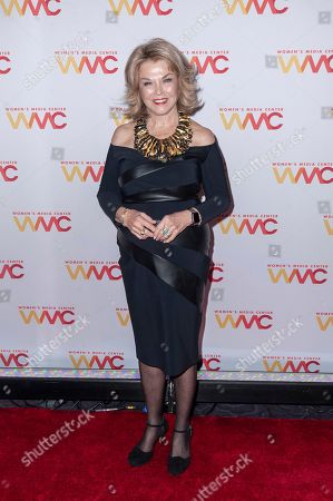 Pat Mitchell attends the 2019 Women's Media Awards, hosted by the Women's Media Center, at the Mandarin Oriental New York, in New York