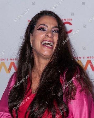 Editorial photo of 2019 Women's Media Awards, New York, USA - 22 Oct 2019
