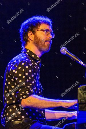 Stock Picture of Ben Folds