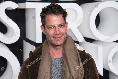 Nate Berkus attends the Nordstrom NYC Flagship store opening party, in New York