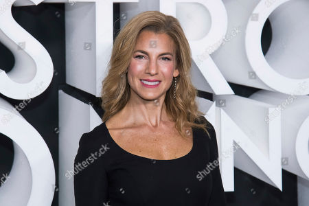 Jessica Seinfeld attends the Nordstrom NYC Flagship store opening party, in New York