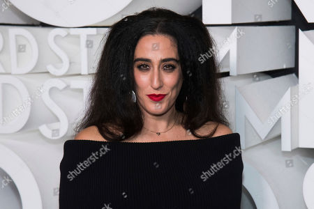 Stock Photo of Lady Fag attends the Nordstrom NYC Flagship store opening party, in New York