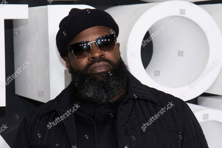 Black Thought attends the Nordstrom NYC Flagship store opening party, in New York