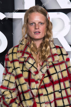 Stock Photo of Hanne Gaby Odiele attends the Nordstrom NYC Flagship store opening party, in New York