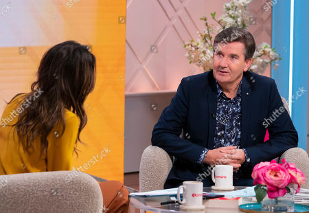 Editorial picture of 'Lorraine' TV show, London, UK - 23 Oct 2019