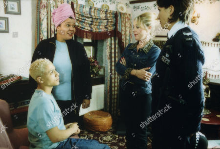 Ep 2949 Friday 29th June 2001 After the break in at the vets, Danny becomes number one suspect. His reputation is dealt a further blow when Rodney's wallet goes missing. At the B&B, Carol demands that the Daggerts leave and fed up by her treatment, they decided to pack their bags. With Danny Daggert, as played by Cleveland Campbell ; Cynthia Daggert, as played by Kay Purcell; Carol Wareing, as played by Helen Pearson; Angie Reynolds, as played by Freya Copeland.