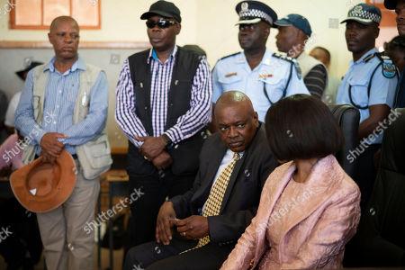 Seretse Khama Ian Khama. Botswana President Mokgweetsi Masisi waits to vote in Botswana's general elections in Moshupa, some 45kms (30 miles) West of Gaborone . Botswana's ruling party the BDP (Botswana Democratic Party) faces the tightest election of its history