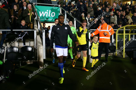 Editorial image of Burton Albion v Leicester City, EFL Carabao Cup, Fourth Round, Football, Pirelli Stadium Princess Way, UK - 29 Oct 2019