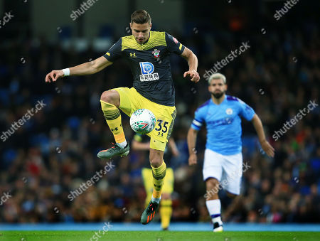 Stock Image of Jan Bednarek of Southampton