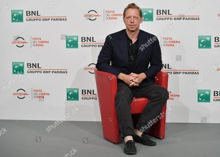 Matt Tyrnauer poses during a photocall for 'Where's My Roy Cohn?' at the 14th annual Rome Film Festival, in Rome, Italy, 23 October 2019. The film festival runs from 17 to 27 October.