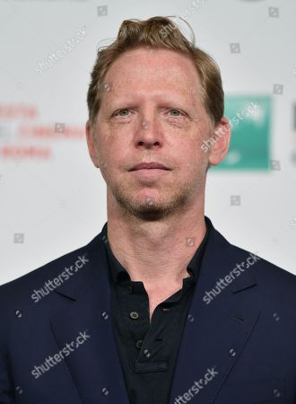 Stock Image of Matt Tyrnauer poses during a photocall for 'Where's My Roy Cohn?' at the 14th annual Rome Film Festival, in Rome, Italy, 23 October 2019. The film festival runs from 17 to 27 October.