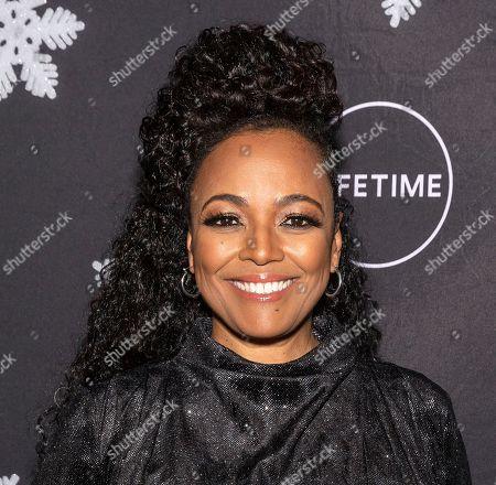 Editorial image of 'It's a Wonderful Lifetime' Season Celebration, Arrivals, Los Angeles, USA - 22 Oct 2019