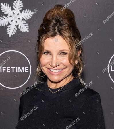 Editorial picture of 'It's a Wonderful Lifetime' Season Celebration, Arrivals, Los Angeles, USA - 22 Oct 2019