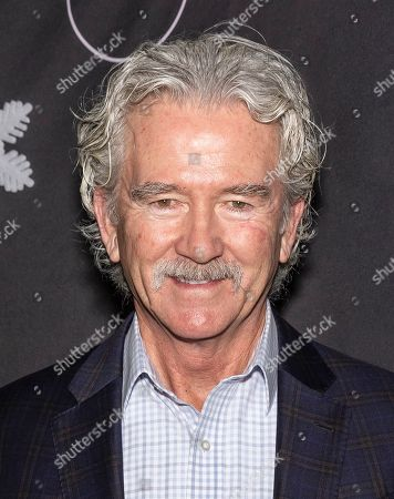 Stock Picture of Patrick Duffy
