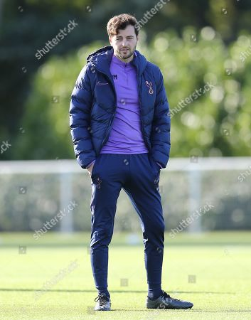 Ryan Mason Tottenham Hotspur  academy coach