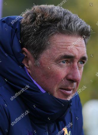 John McDermott Coach of Tottenham Hotspur