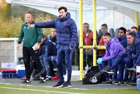 Stock Image of Ryan Mason Tottenham Hotspur  academy coach