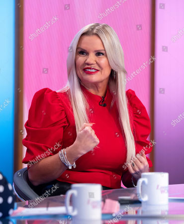 Editorial picture of 'Loose Women' TV show, London, UK - 23 Oct 2019