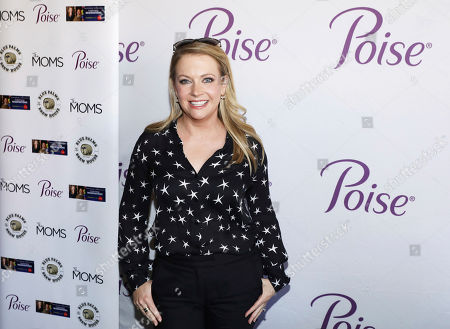 Melissa Joan Hart celebrates her holiday Lifetime movie release at a brunch event with Poise® Brand and The Moms, in Los Angeles