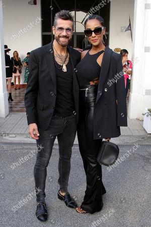 Edoardo Stroppa and Juliana Moreira