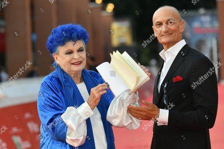 Lucia Bose and Roberto Liberatori
