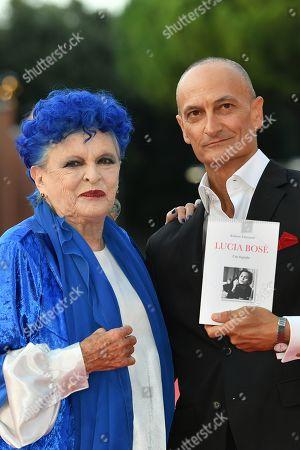 Editorial picture of 'Lucia Bose' film premiere, Rome Film Festival, Italy - 23 Oct 2019