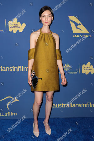Editorial photo of 8th Annual Australians in Film Awards Gala, Arrivals, InterContinental Downtown, Los Angeles, USA - 23 Oct 2019