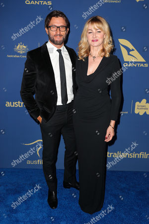 Editorial picture of 8th Annual Australians in Film Awards Gala, Arrivals, InterContinental Downtown, Los Angeles, USA - 23 Oct 2019