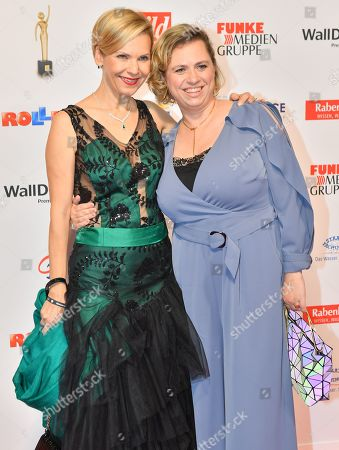 Editorial photo of Goldene Bild der Frau awards in Hamburg, Germany - 23 Oct 2019