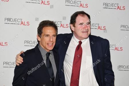 Ben Stiller and Richard Kind
