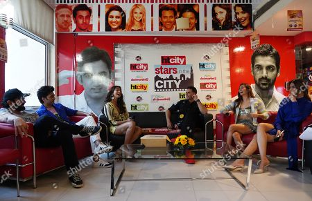 Editorial photo of 'Housefull 4' film promotion interview, New Delhi, India - 17 Oct 2019