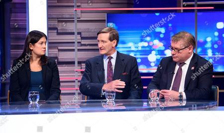 Lisa Nandy, Dominic Grieve and Mark Francois