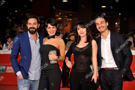 Editorial picture of 'Hustlers' premiere, Rome Film Festival, Italy - 23 Oct 2019