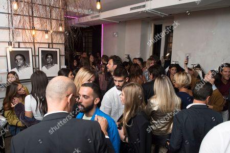 Editorial picture of Simonetta Ravizza presentation, Spring Summer 2020, Milan Fashion Week, Italy - 20 Sep 2019