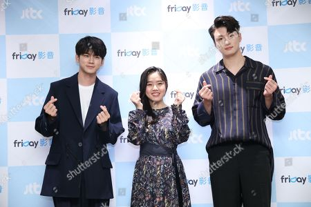 Editorial image of 'At Eighteen' TV show press conference, Taipei, Taiwan, China - 22 Sep 2019