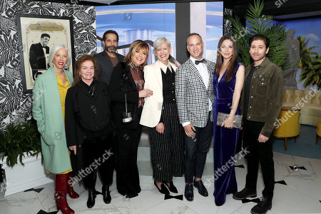 "Editorial picture of Amazon Prime Video's ""The Marvelous Mrs. Maisel"" and Bergdorf Goodman Council of Fashion Designers of America Auction, New York, USA - 22 Oct 2019"