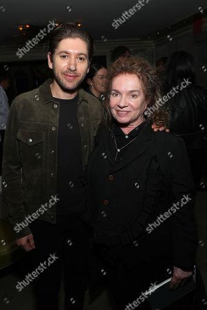 Michael Zegen, Donna Zakowska (Costume Designer)