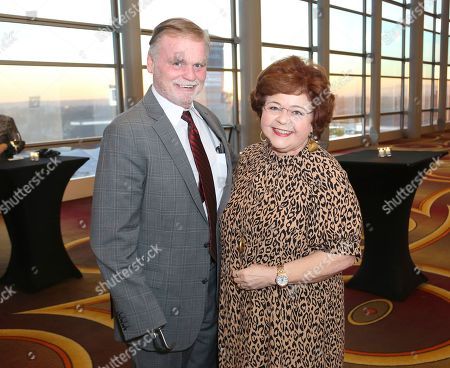 John Lawson, Patrika Darbo. John Lawson, left, and Patrika Darbo attend the 71st Engineering Emmy Awards, presented by the Television Academy at the JW Marriott Los Angeles L.A. LIVE hotel on in Los Angeles